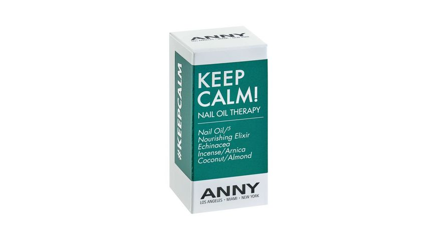 ANNY Keep Calm Nail Oil Therapy