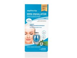 aspUraclip Mini Inhalator med