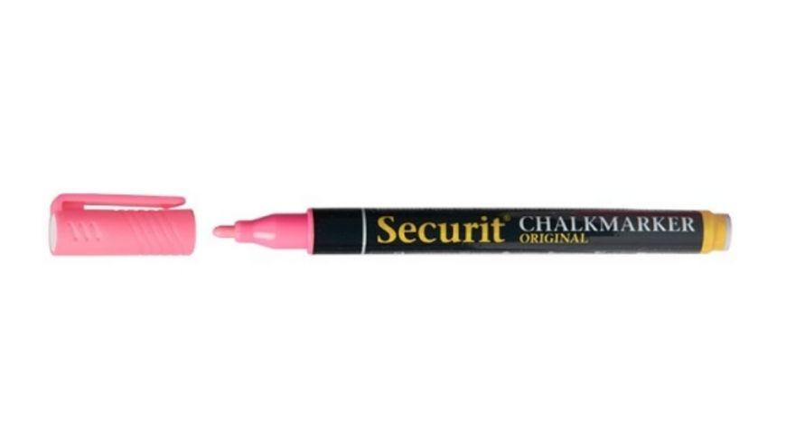 Securit Kreidestift rosa 1 2mm