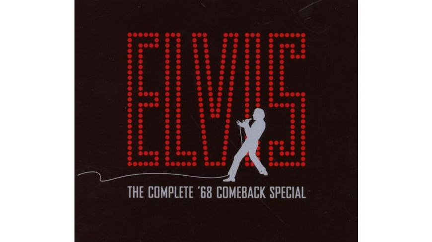 The Complete 68 Comeback Special The 40th A