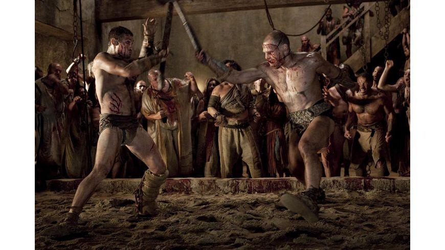 Spartacus Blood and Sand Die komplette Season 1 Limited Edition Steelbook DVD 5 DVDs
