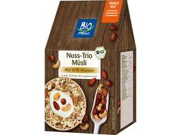 BIO PRIMO Premium Nuss Muesli