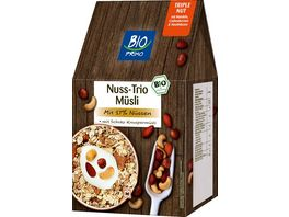 BIO PRIMO Premium Superfood Muesli