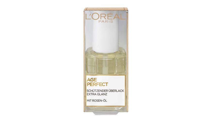 AGE PERFECT MAKE UP von L Oreal Paris Schuetzender Ueberlack