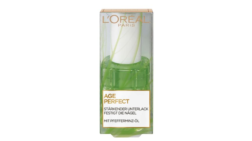 AGE PERFECT MAKE UP von L Oreal Paris Staerkender Unterlack