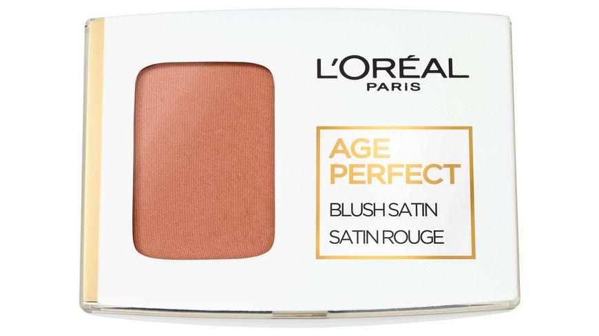 AGE PERFECT L OREAL PARIS Age Perfect Satin Rouge