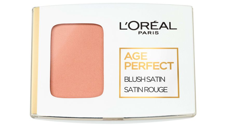 AGE PERFECT MAKE UP von L Oreal Paris Satin Rouge