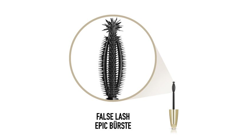 MAX FACTOR False Lash Epic Effect Mascara