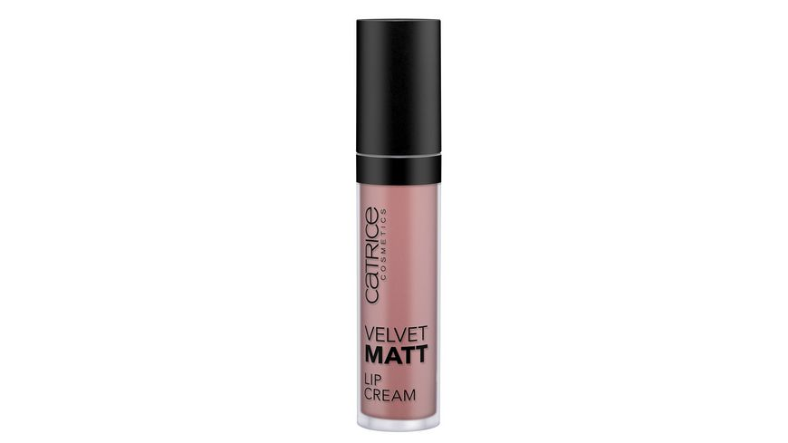 Catrice Velvet Matt Lip Cream