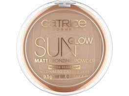 Catrice Sun Glow Matt Bronzing Powder 030 Medium Bronze