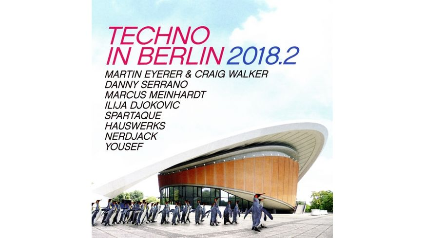 Techno In Berlin 2018 2