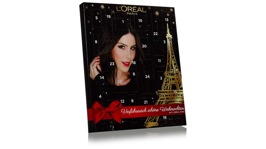 L OREAL PARIS Adventskalender