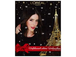 L OREAL PARIS Adventskalender