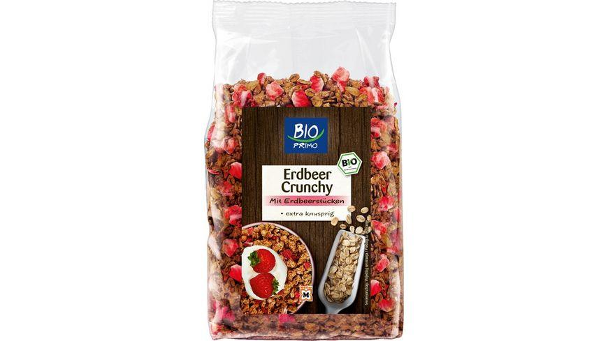 BIO PRIMO Erdbeer Crunchy