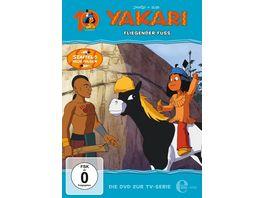 Yakari 34 Fliegender Fuss Die DVD zur TV Serie