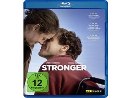 Stronger Blu ray