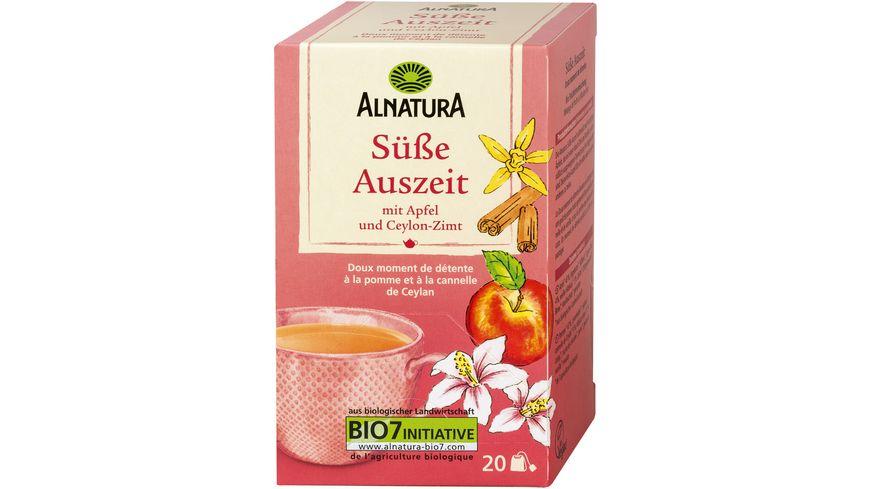 Alnatura Süße Auszeit Tee Online Bestellen Müller