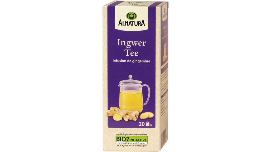 Alnatura Ingwer Tee