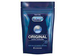 Durex Original Kondome 8er Packung
