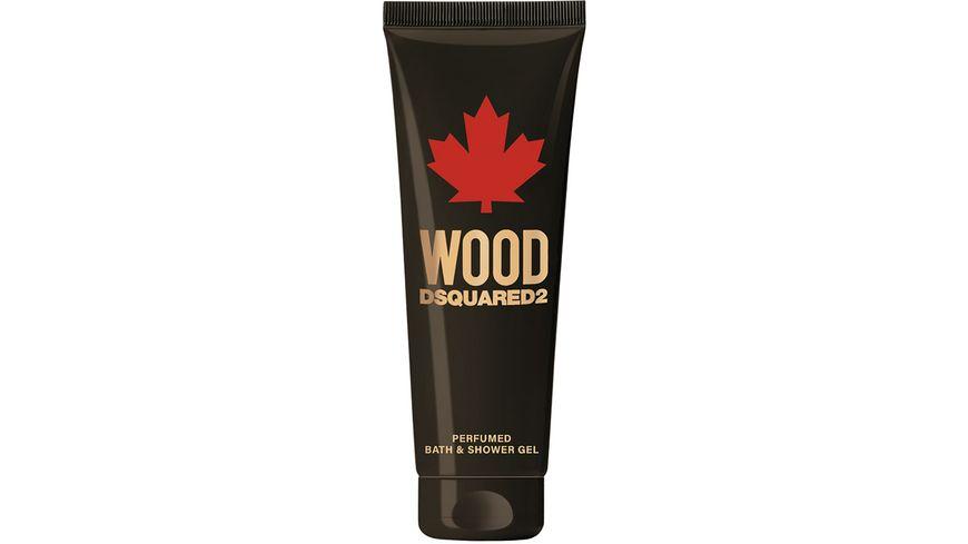 DSQUARED2 Wood He Duschgel