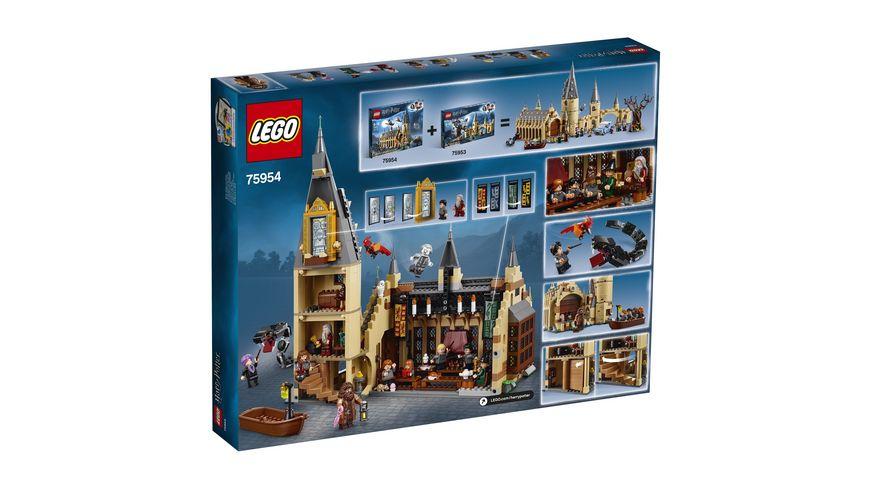 LEGO Harry Potter 75954 Die grosse Halle von Hogwarts