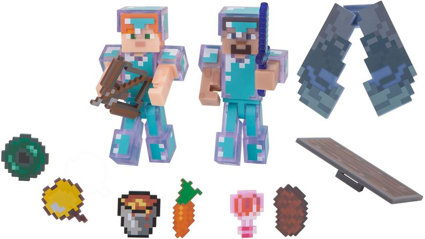 Jazwares Minecraft Hardcore Survival Pack
