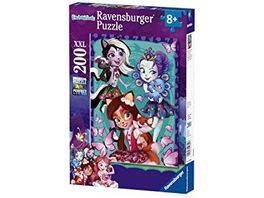 Ravensburger Puzzle Enchantimals 200 XXL Teile