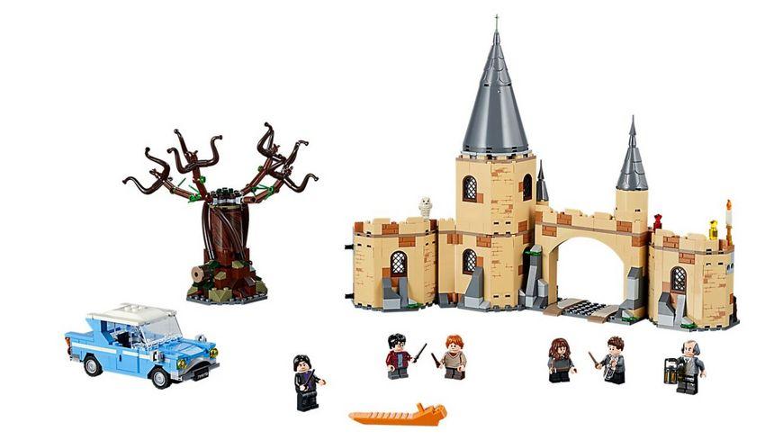 LEGO Harry Potter 75953 Die Peitschende Weide von Hogwarts