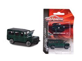 Majorette Premium Cars Land Rover Defender 110