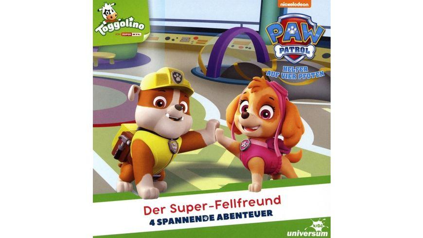 Hoerspiel Folge 10 Der Super Fellfreund