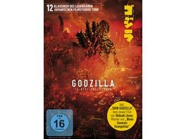 Godzilla 12 Disc Collection Limited Edition 12 DVDs