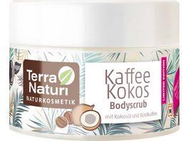 Terra Naturi Kokos Kaffee Body Scrub