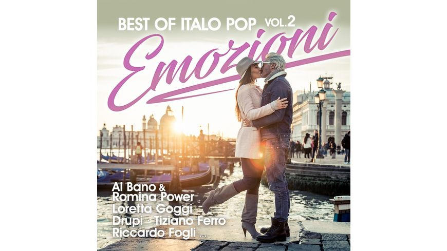 Emozioni Best Of Italo Pop Vol 2