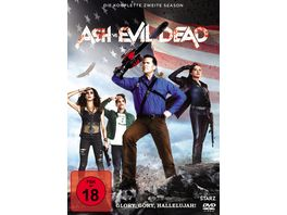 Ash vs Evil Dead Season 2 2 DVDs
