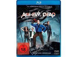 Ash vs Evil Dead Season 2 2 BRs