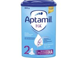 Aptamil HA 2 mit PROsyneo Folgenahrung nach dem 6 Monat