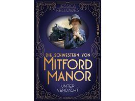 Die Schwestern von Mitford Manor Unter Verdacht