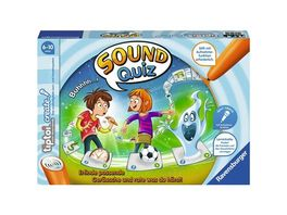 Ravensburger tiptoi Create Sound Quiz