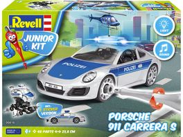 Revell 00818 Junior Kit Porsche 911 Polizei