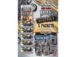 Topps Slam Attax Live Multipack