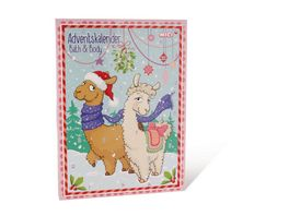 NICI Adventskalender La La Lama Lounge Bath Body