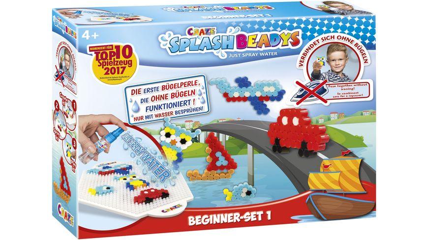 CRAZE Splash Beadys Beginner Set Boys