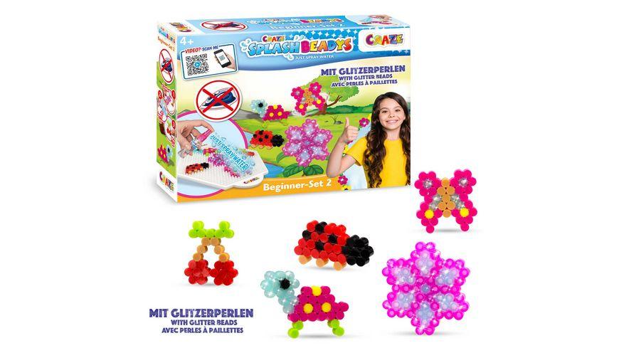 CRAZE - Splash Beadys - Beginner Set 2 Girls