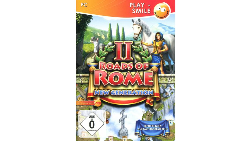 Roads of Rome New Generation 2