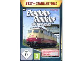 Eisenbahn Simulator EEP14 Professional