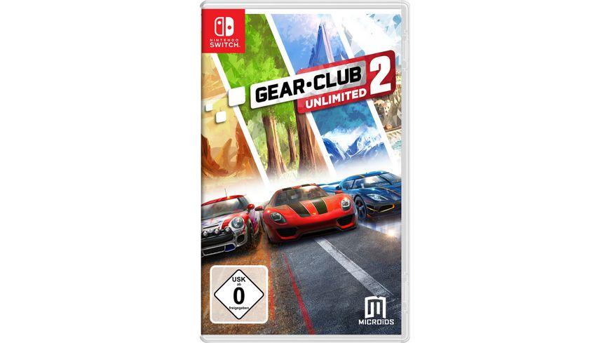 Gear Club Unlimited 2