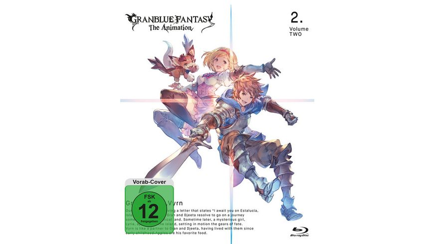 GRANBLUE FANTASY The Animation Vol 2 EP 07 13 OVA