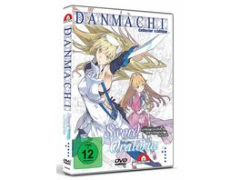 DanMachi Sword Oratoria DVD 1 Limited Collector s Edition