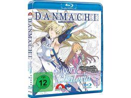 DanMachi Sword Oratoria Blu ray 1 Limited Collector s Edition