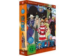 One Piece TV Serie Box Vol 20 Episoden 602 628 6 DVDs
